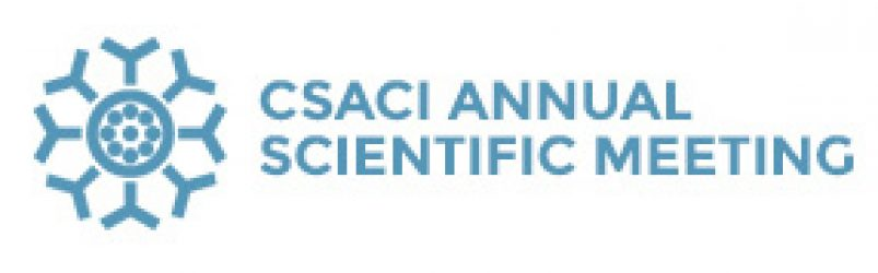 CSACI Annual Scientific Meeting